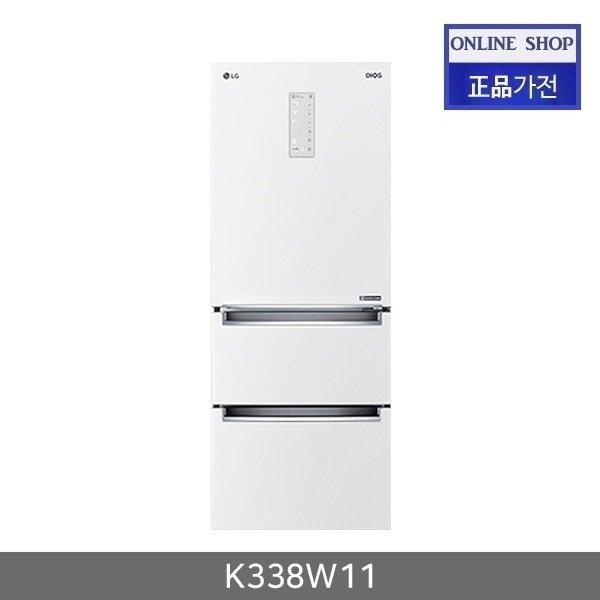 디오스 K338W11-2019 김치톡톡 화이트 2020년형-New 상품이미지
