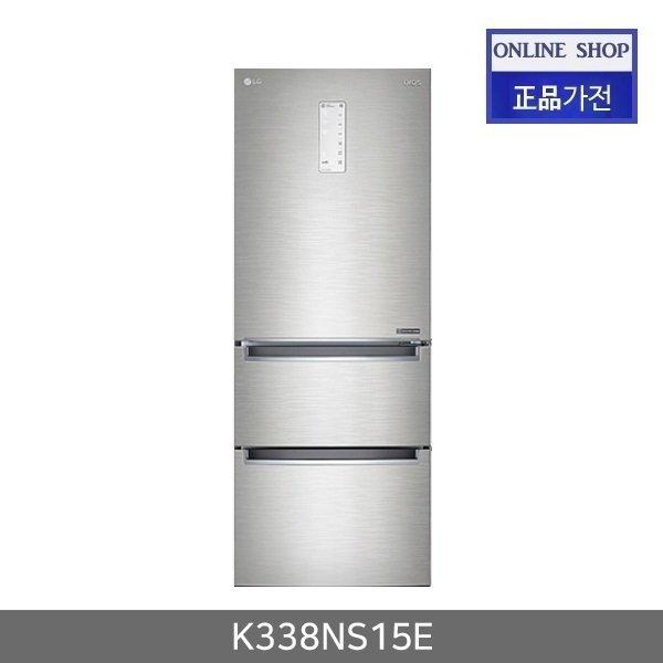 디오스 K338NS15E 2019 김치냉장고 3도어 2020년형-New 상품이미지