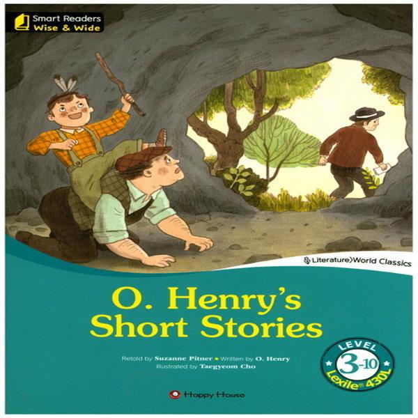 해피하우스 O. Henry`s Short Stories (level 3-9) 상품이미지