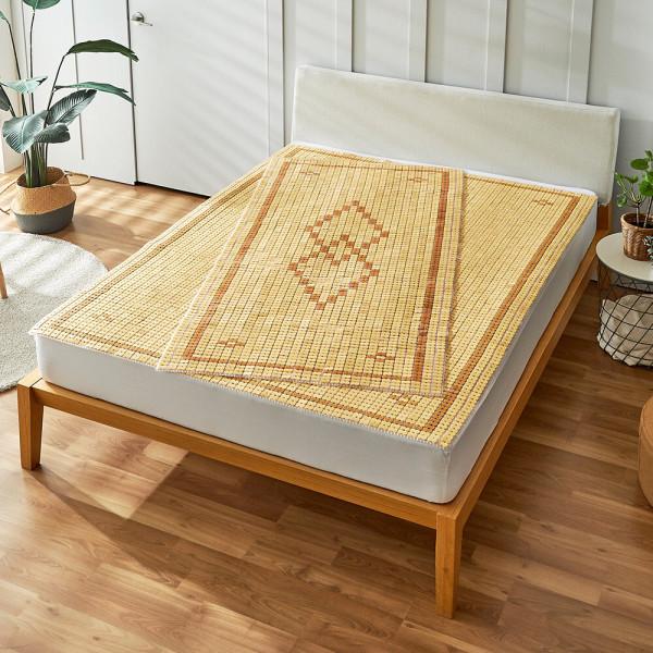 스페셜 마작자리 침대전용 대나무돗자리 여름매트 상품이미지