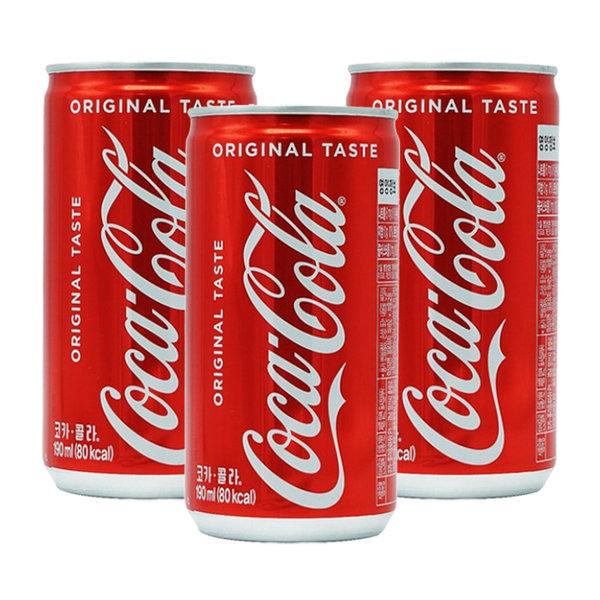 코카콜라 190mlx30캔 Coca 상품이미지