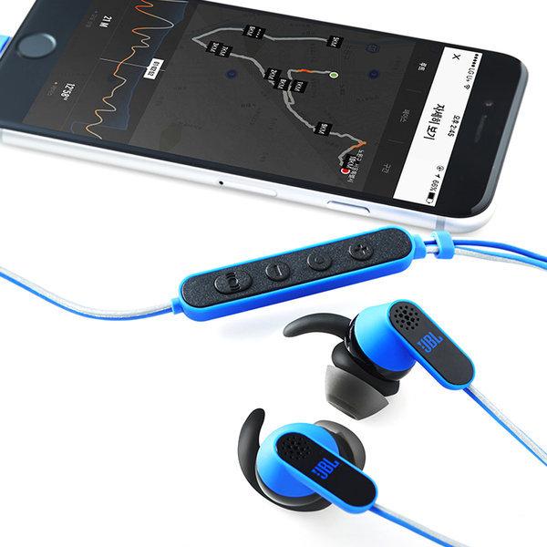 JBL 라이트닝 아이폰 전용 이어폰 노이즈 캔슬링-블루 상품이미지