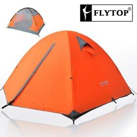 FLYTOP WIND3 백패킹텐트/알파인/비박/솔캠/자전거여행/등산/미니멀 캠핑용품