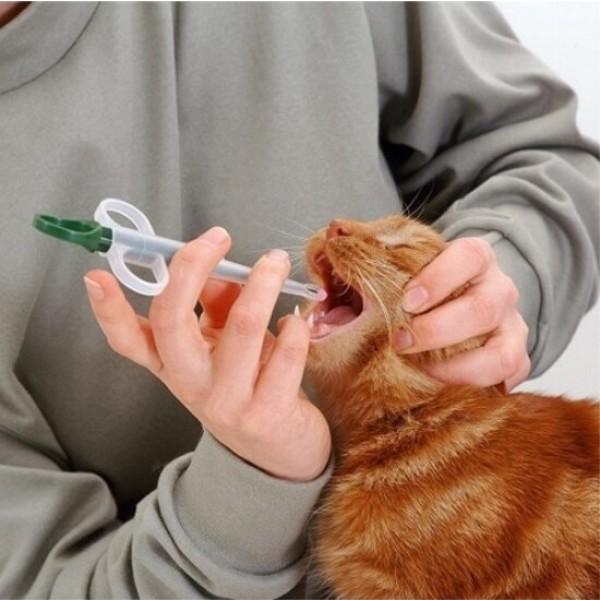 (갓샵) 반려동물 알약 물약 투약기 디스펜서 필건 상품이미지