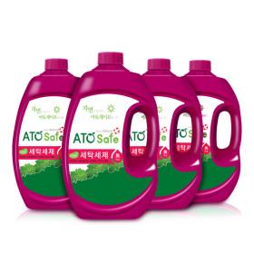 로하스인증 액체세제 2.5L 4개/세탁세제