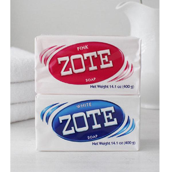 멕시코 ZOTE 천연비누 400g - 화이트색상 상품이미지