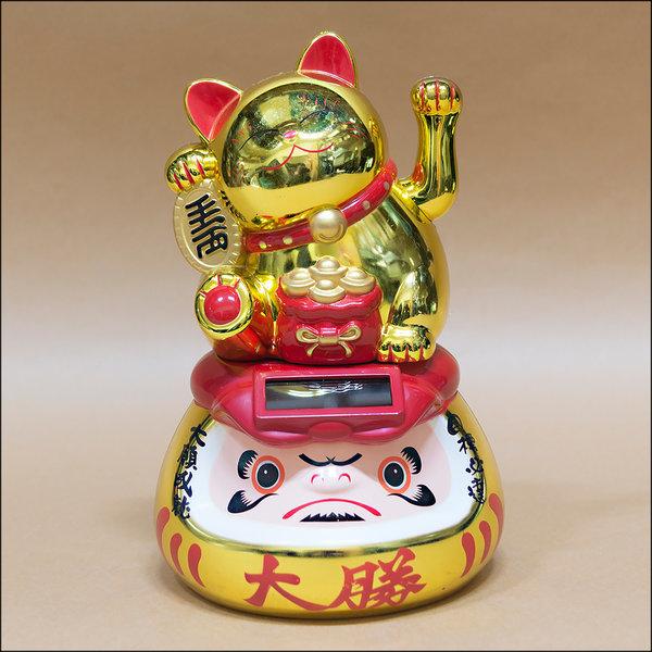 B184/마네키네코/손흔드는고양이/일본고양이인형 상품이미지