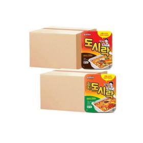 김치 도시락 12 + 도시락 12입 총 24개 12입 박스포장