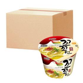 꼬꼬면 왕컵 105gX1BOX(16개)