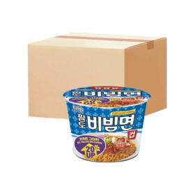 비빔면컵 115gX1BOX(16개)