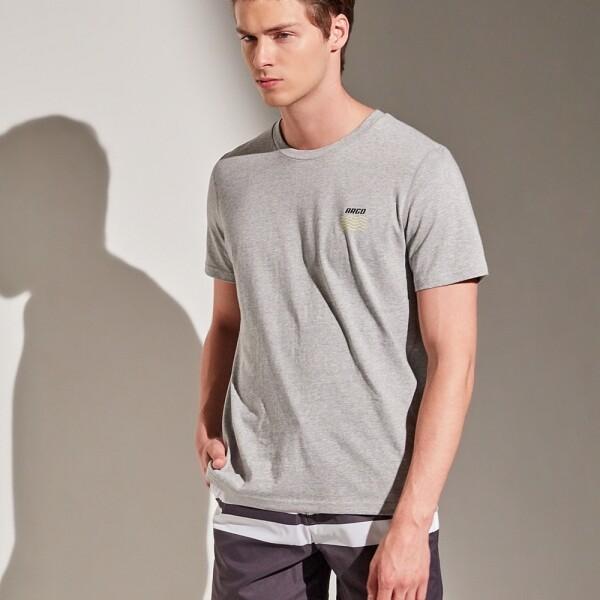 아르고 캘리포니아 반팔 티셔츠 상의 그레이 (argoMTS121GR) 상품이미지