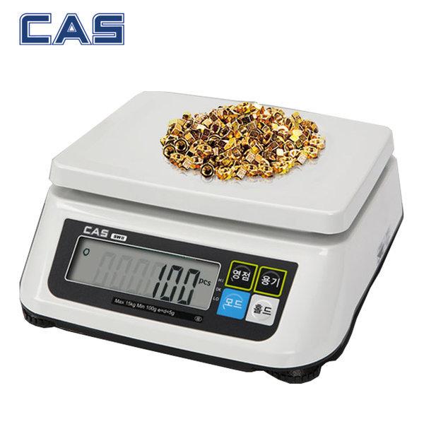 전자저울 디지털 계수 비교 홀드 SW-II (15kg/5g) 상품이미지