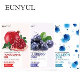 마스크팩/1일1팩 산뜻 석류+블루베리+히알루론 30매