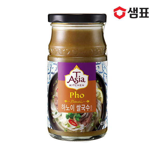 티아시아키친 하노이 쌀국수 소스 350g 상품이미지