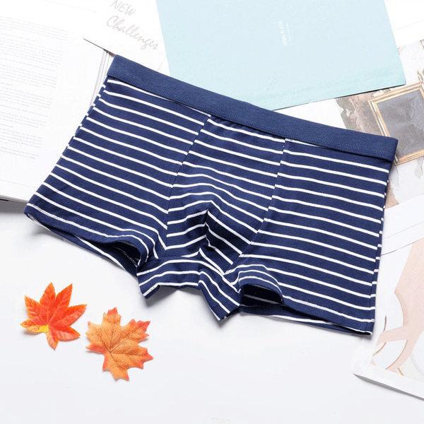 줄무늬 드로즈 스트라이프 남성 팬티 사각 속옷 1매 상품이미지