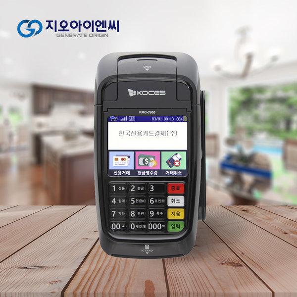 최신휴대용단말기 KMC-C600 상품이미지