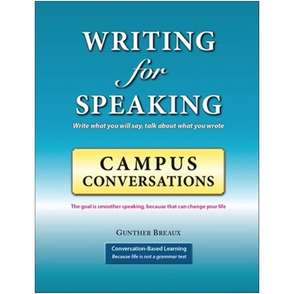Writing for Speaking Campus Conversations(스프링) 상품이미지