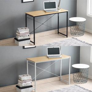 [조은세상]일자형 H형 컴퓨터 책상 사무실 테이블 1인용 학생