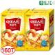 담터 복숭아홍차 90Tx2개 총180T/아이스티/에이드