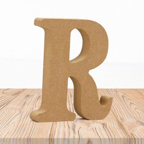 우드 내추럴 알파벳 R 홈 카페 인테리어 소품 DIY 상품이미지