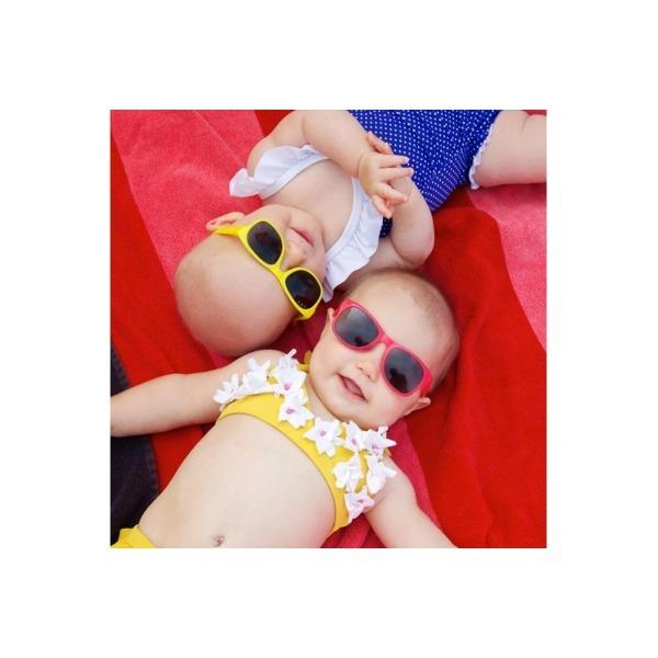 엘리라후리프유  이태리 유아 선글라스 - 베이비 (옐로우  0-3세) 상품이미지