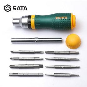 SATA 사타 19P 라쳇 드라이버세트 비트 반자동