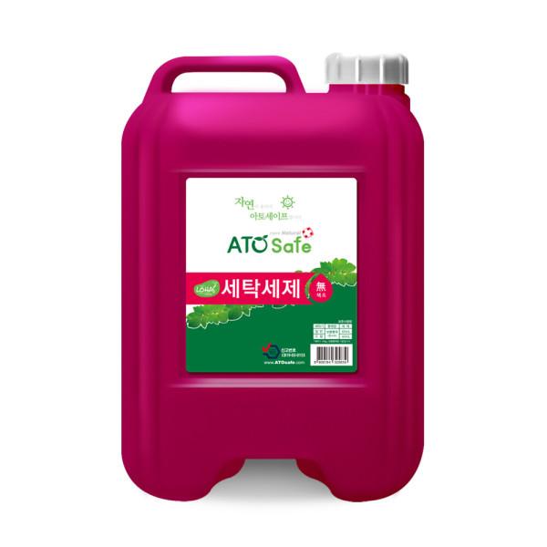 아토세이프 대용량 세탁세제 (13L 1개) 상품이미지