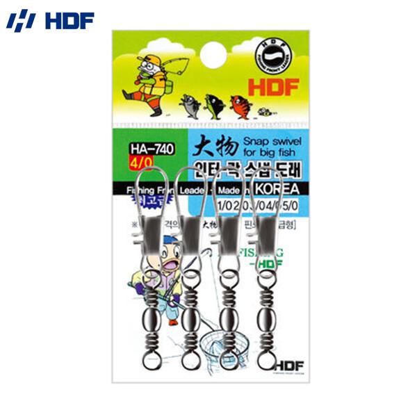 해동 대물 인터-락 스냅도래 HA-740 상품이미지