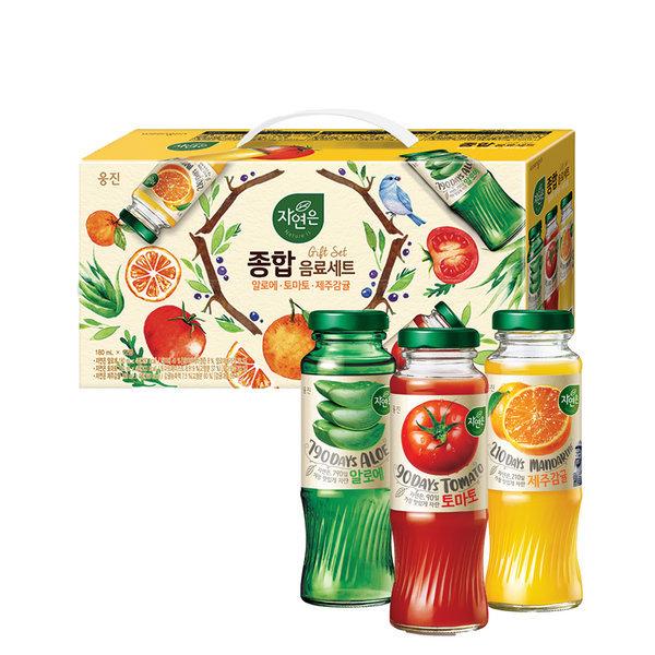 자연은 종합 음료세트(180mlx12병)x2세트 상품이미지