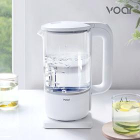 하티포트 무선 유리 주전자 전기 커피 포트 K0009