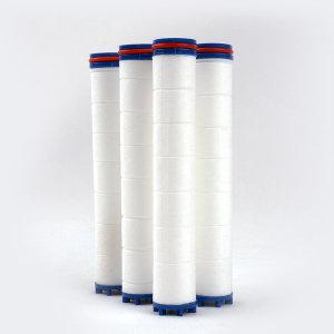 리필용 프리필터 샤워기 녹물제거 필터 호환필터 4P