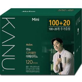 카누 미니 디카페인 100T+20T : 기획상품 행사~