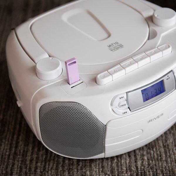 IAT10 CD플레이어/카세트/라디오/USB/오디오/N 상품이미지