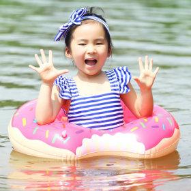 물놀이 튜브/어린이 튜브/원형튜브-도넛 60cm