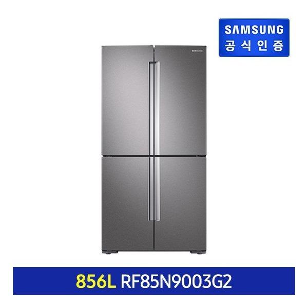 E  삼성 냉장고 T9000 4도어 RF85N9003G2 상품이미지