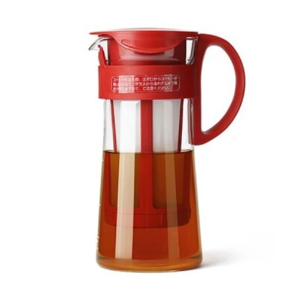 하리오 침출 커피 포트 레드 600ml (1189202) 상품이미지