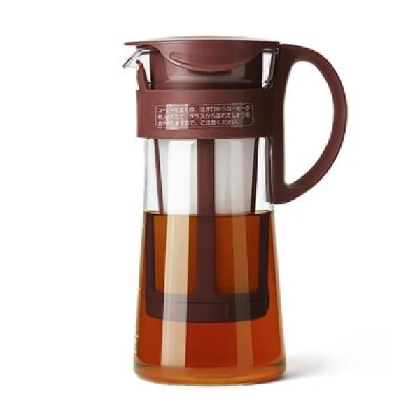 하리오 침출 커피 포트 브라운 600ml (1189201) 상품이미지