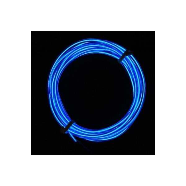 EL 와이어줄(2M)+인버터  블루 상품이미지