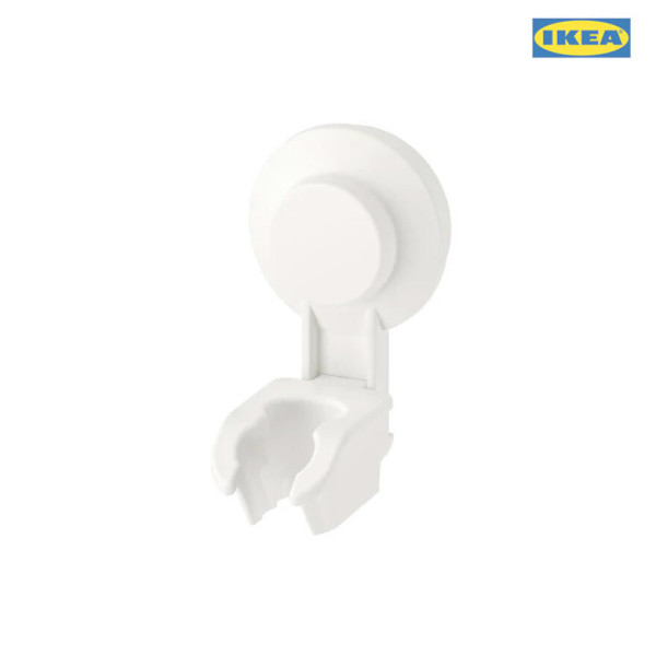 TISKEN 티스켄 흡착식 샤워기 거치브래킷/욕실용품/화장실// 이케아 상품이미지