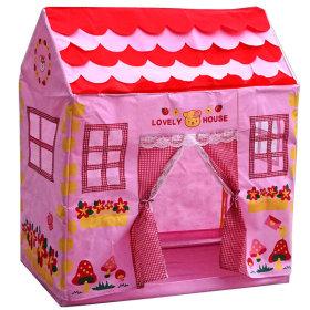 러블리 텐트 하우스/1213/놀이/볼/유아/집/장난감/