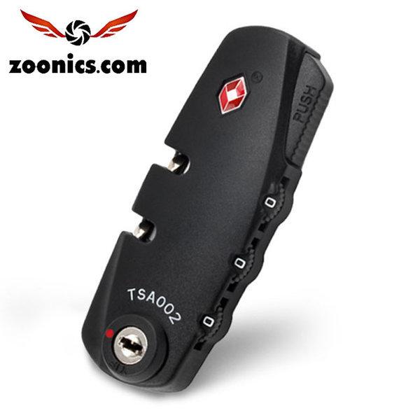 TSA002 캐리어 안전 수화물 잠금 코드 여행용 자물쇠 상품이미지