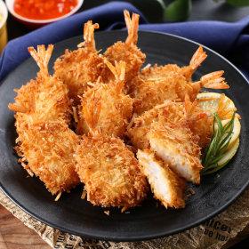 코코넛 버터플라이 새우튀김250g / 간식 분식 간편식