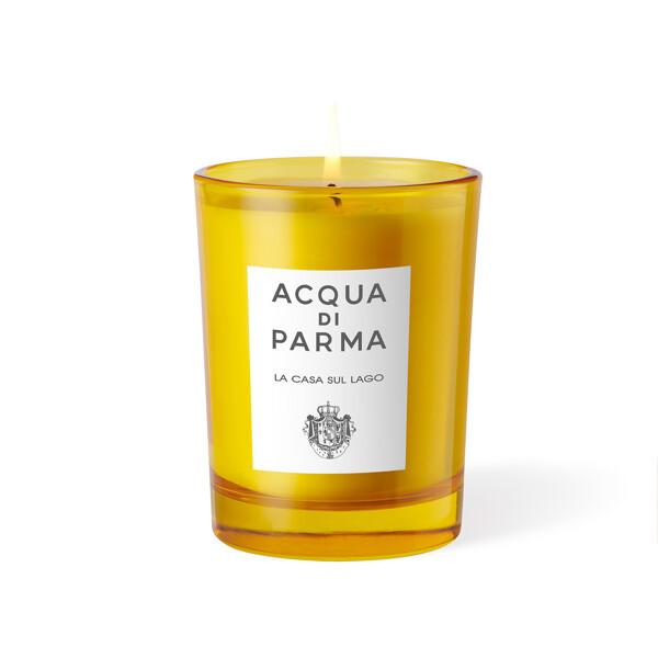 (현대백화점) 아쿠아 디 파르마  라 카사 술 라고 글래스 캔들 200g 상품이미지