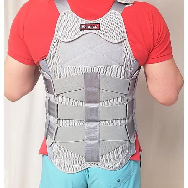 tlso 플라스틱보호대 수술후 사용 허리보호대 의료용 상품이미지