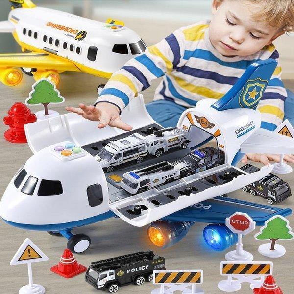 홍콩 남아 비행기 자동차 장난감(당일발송) 상품이미지