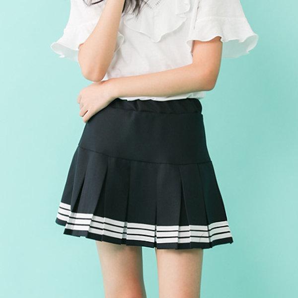 마린스커트/주니어의류/주니어옷/치마/레깅스/여름 상품이미지