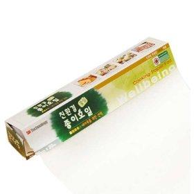 SM 풀잎 종이호일 30cm20m / 삼겹살 에어프라이어