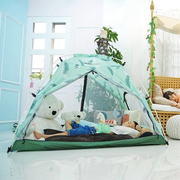 유아 어린이 키즈 놀이 플레이 텐트 L사이즈 트로피컬 상품이미지
