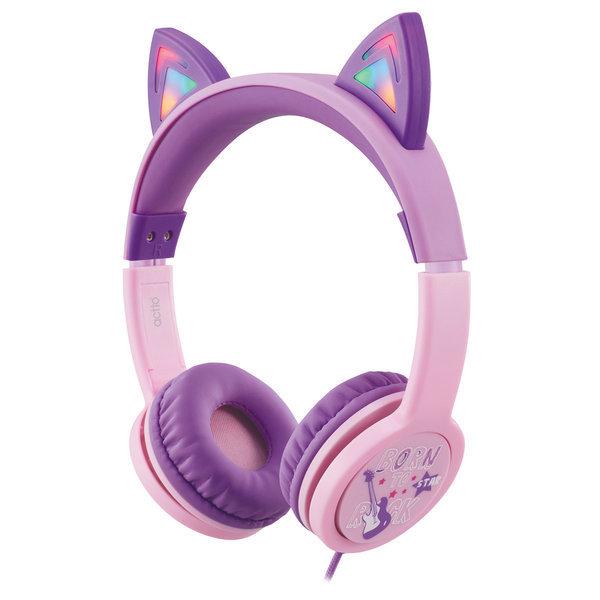 캣츠 어린이 청력보호 헤드폰 BKS-80 핑크 상품이미지