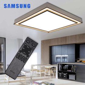 LED방등/조명/등기구 하이브리드빔즈 50W삼성칩+리모컨